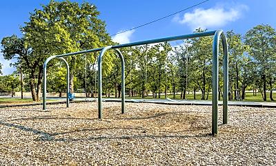 Playground, Bedford Hills Apartments, 2