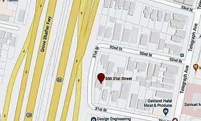 Building, 550 31st St, 2