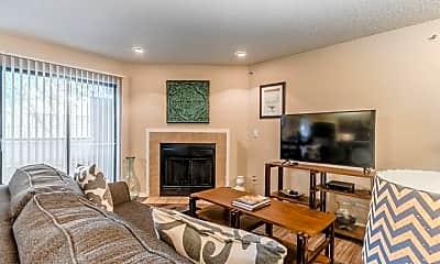 Living Room, 3440 Timberglen Rd, 1