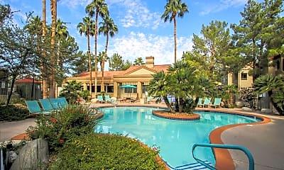 Pool, Laguna Palms Condominiums, 0