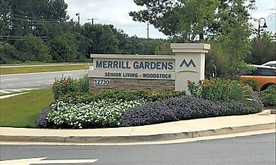 Merrill Gardens at Woodstock, 1