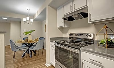 Kitchen, The Bluffs At Castle Rock, 1
