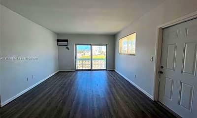 Living Room, 600 72nd St 6, 2