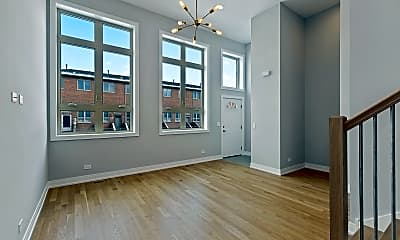 Living Room, 6834 W 65th St 3, 1