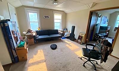 Living Room, 3055 Vernon St, 0