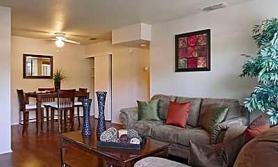 Living Room, Heritage Oaks, 1