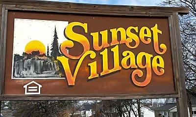Building, Sunset Village Apartments, 2