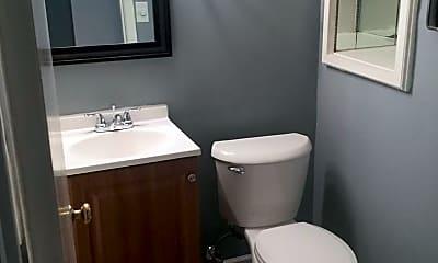 Bathroom, 201 Acklen Park Dr, 2