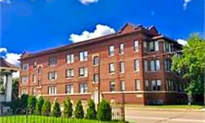 Building, 1403 N Emporia Ave, 0