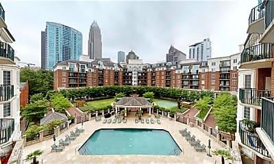 Pool, 300 W 5th St 448, 2