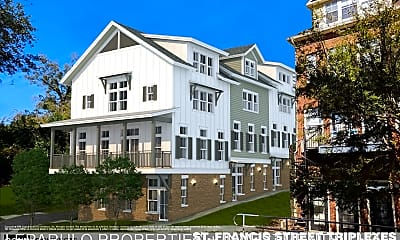 Building, 429 St Francis St, 0