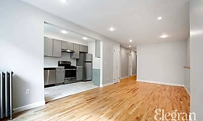 Living Room, 342 E 120th St 1, 0
