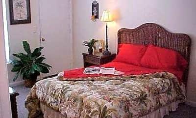 Bedroom, Canterbury Apartments, 1
