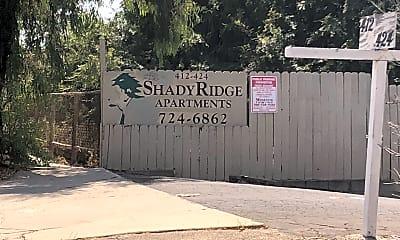 Shady Ridge Apartments, 1