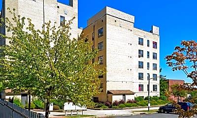 Building, Osborne Terrace, 1