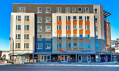 Building, Lake Street Station, 0