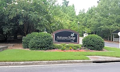 Autumn Ridge Apartments, 1