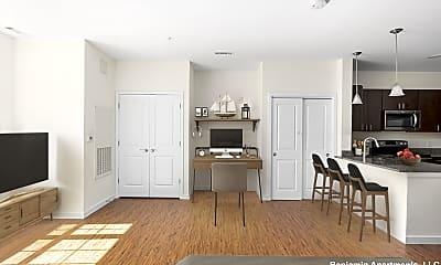 Living Room, 1 Gradient Court, 1