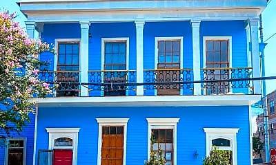 Building, 2001 St Philip St, 0