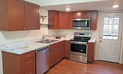 Kitchen, 511 East Brandeis Avenue, 1