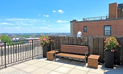 Patio / Deck, 2110 19th St NW, 2