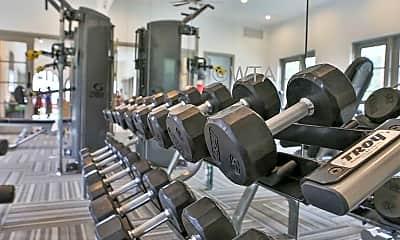 Fitness Weight Room, 6419 N Vandiver, 1