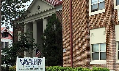 R M Wilson Apartments, 1