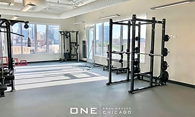 Fitness Weight Room, 1132 N Wells St, 2