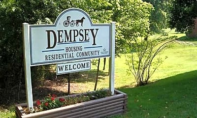 Dempsey Housing, 2