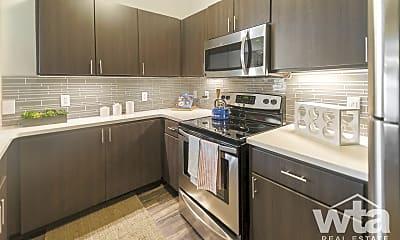 Kitchen, 10101 West Parmer Ln, 1