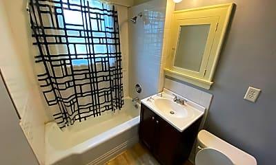 Bathroom, 527 W 8th St, 1