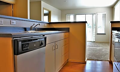 Kitchen, City North, 2