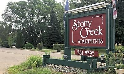 Stony Creek Apartments, 1