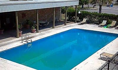 Pool, Treasure Coast and Jayson Cove Rental Office, 2