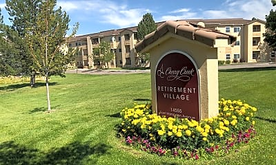 Cherry Creek Retirement Village, 1