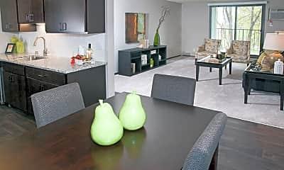 Dining Room, Eden Glen, 1