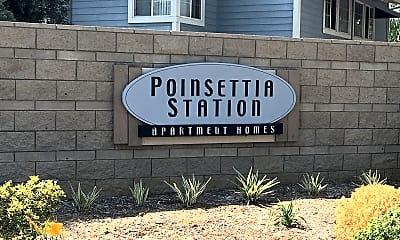 Poinsettia Station, 1