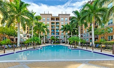 Pool, 2825 Palm Beach Blvd 115, 1