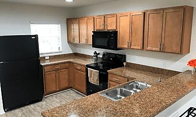 Kitchen, Villages at Laurel Meadows, 1