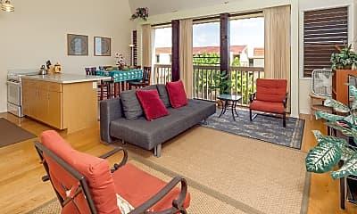 Living Room, 84-687 Ala Mahiku St, 1