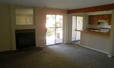 Living Room, 4899 S. Dudley St., 1