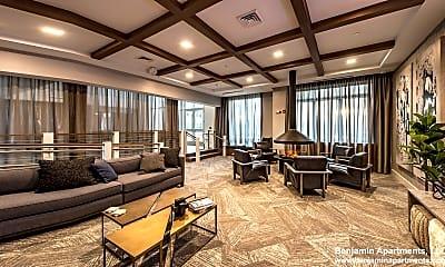 Living Room, 250 Beal St, 2