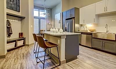 Kitchen, The Edison at Frisco Apartments, 1
