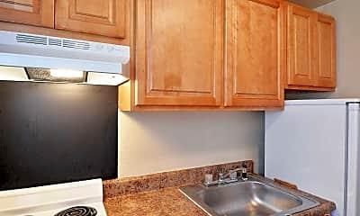 Kitchen, Ridley Mews, 1