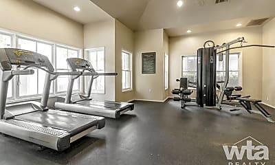 Fitness Weight Room, 12113 Metric Blvd, 2