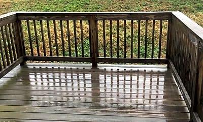 Patio / Deck, 2225 Live Oak Ln, 1