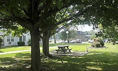 Landscaping, Parkside Terrace, 0