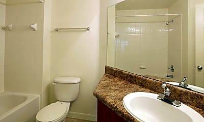 Bathroom, Summer Lakes, 2