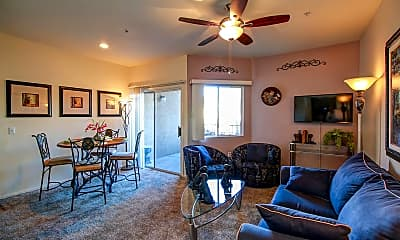 Living Room, 5400 E Williams Blvd 7203, 0
