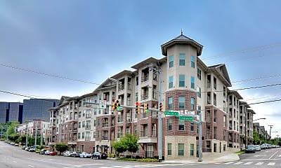 Building, West End Village, 0